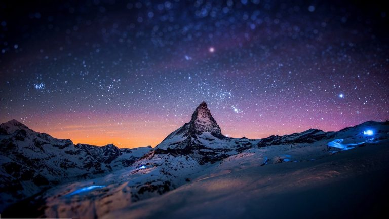 night-mountain-wallpapers-wide-For-Desktop-Wallpaper